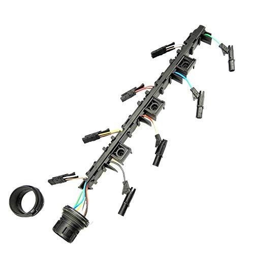 Leitungssatz Pumpe Düse Kabelbaum Einpritzdüse 03G971033L für V-W 2.0 TDI