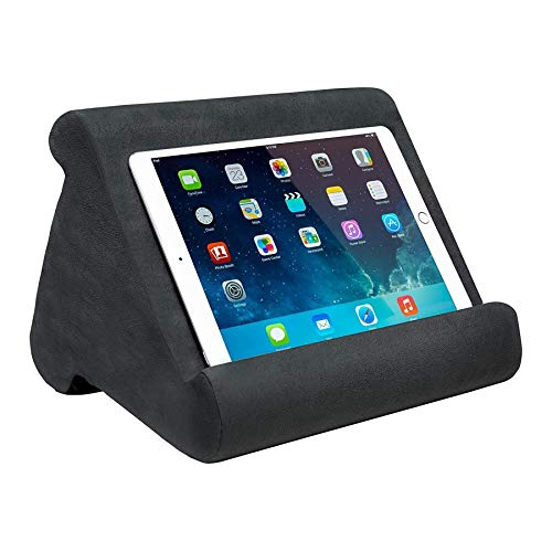 Kengsiren Tablet Pillow Stand, Pillow Pad Multi-Angle Soft Tablet Stand Soft Pad for Ipads, Tablets, Ereaders, Smartphones, Books, Magazines,9.9Inch