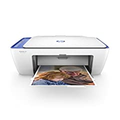 Hp DeskJet 2630 imprimante multifonction (Instant Ink, Imprimante, Scanner, Copieur, Wlan, Airprint) avec 2 mois d'essai HP Instant Ink ink inclut