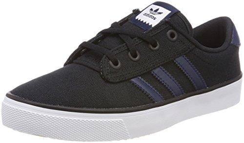 adidas Kiel, Zapatillas Hombre, Negro (Core Black/Collegiate Navy/Footwear White 0), 41 1/3 EU