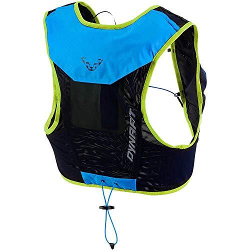 DYNAFIT Vert 3 Trailrunningrucksack, Mykonos Blue Fluo Yellow, M-L