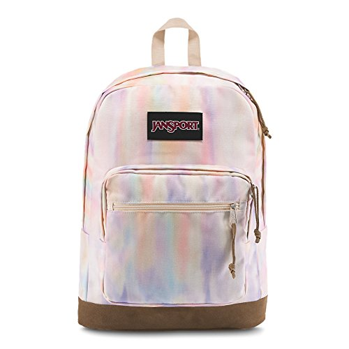 JanSport Right Pack Expressions Laptop Backpack - Sunkissed Pastel Poly Canvas