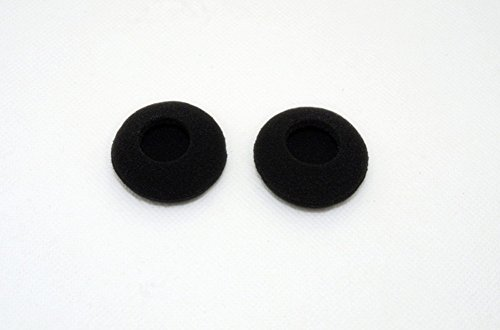 YunYiYi 4 Pairs Replacement Earpads Foam Ear Pads Sponge Cushions Cover Cups for Sony MDR-Q21 Q22 Q23 Q38 Q21LP Q68…