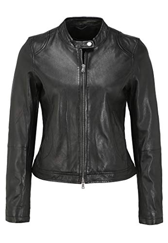 Freaky Nation New Carol-fn Chaqueta, Negro (Black 9000), XX-Large para Mujer