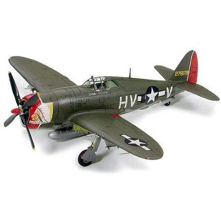 タミヤ 1/72 ウォーバードコレクション No.69 アメリカ陸軍 リパブリック P-47D サンダーボルト レイザーバ...