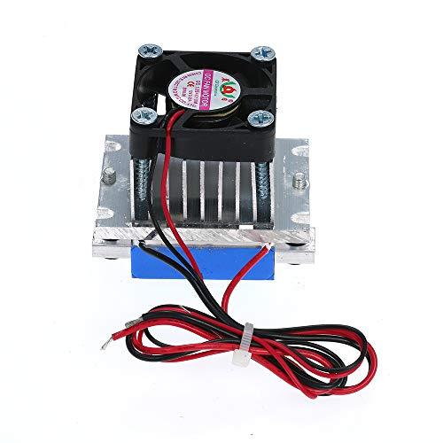 KKmoon - Sistema termoeléctrico de refrigeración de aire acondicionado de aire acondicionado de aire acondicionado de aire acondicionado de aire acondicionado