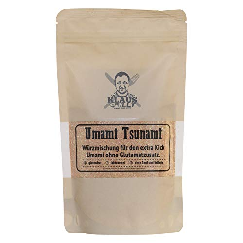Klaus grillt - Umami Tsunami (250 g)