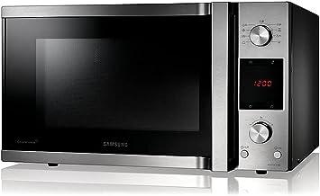 Samsung MC455TBRCSR/GY 45L Stainless Steel Microwave