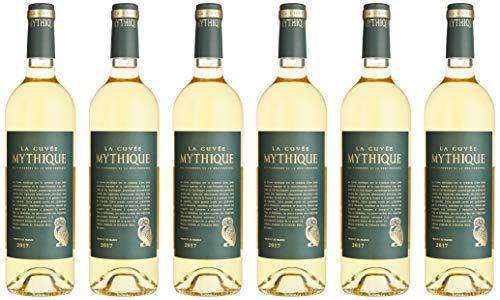 La Cuvée Mythique Blanc Vin de Pays d'Oc 2017 trocken (6 x 0.75 l)
