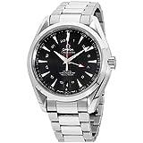 Omega Seamaster Aqua Terra GMT reloj automático de acero inoxidable para hombre 231.10.43.22.01.001