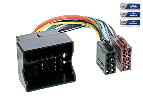 mächtig Kabel für Renault Megane / Scenic / Twingo Radio Recorder usw. Entspricht den ISO-Normen