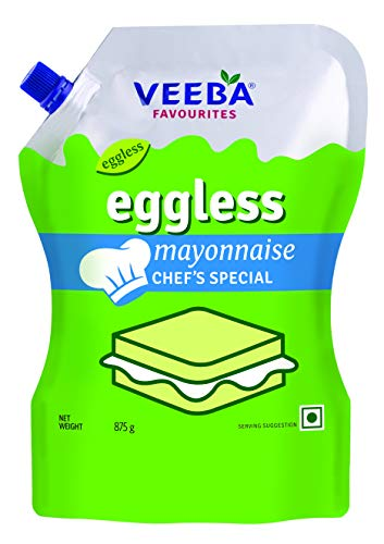 Veeba Eggless Mayonnaise Chef's Special, 875g