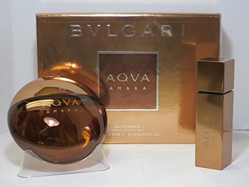 Bulgari Bulgari Aqua Amara Bulgari Aqua Amara/Bulgari Set (M) In Gift Box