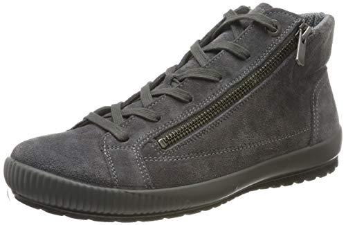 Legero Damen Tanaro Hohe Sneaker, Grau (Fumo (Grau) 22), 37 EU (4 UK)