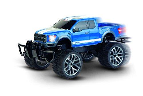 RC Auto kaufen Monstertruck Bild 3: Carrera RC 370142026 - Ford F-150 Raptor, blau*