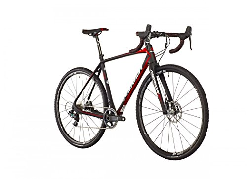 Merida Cyclo Cross 9000 schwarz/signalrot Rahmengröße 53 cm 2016 Cyclocrosser
