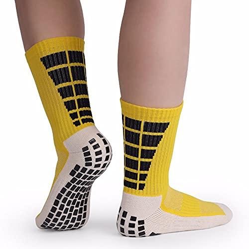 LAMCE Cinco pares Calcetines de ciclismo de tubo medio de bicicleta de montaña calcetines deportivos para correr calcetines de baloncesto al aire libre de secado rápido y resistentes al desgaste multi