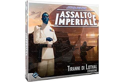 Asmodee Italia- Star Wars Assalto Imperial: Tiranos de Lothal, Multicolor, 9048
