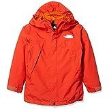 [ザノースフェイス] ジャケット スクープジャケット キッズ NPJ61845 ザイオンオレンジ 日本 150 (日本サイズ150 相当)