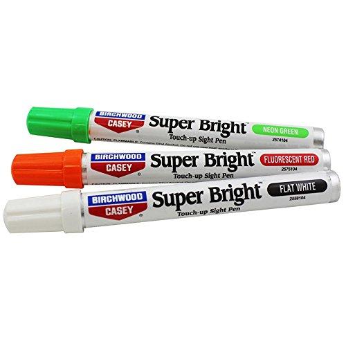 Birchwood Casey Super Bright Pen Kit Green/Red/White