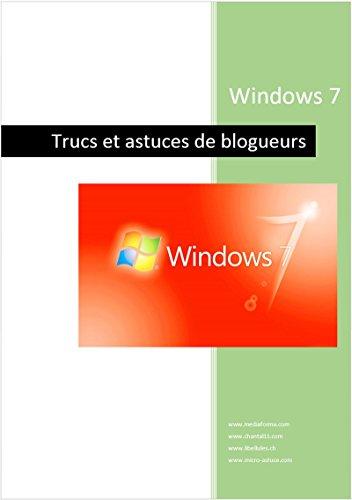 Couverture du livre Windows 7 - Trucs de blogueurs