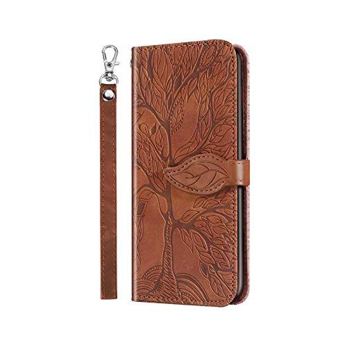 Phone Case Schutzhülle für Galaxy S8, 3D Leder für Samsung Galaxy S8 S9 S10 Plus S20 Fe S10E Schutzhülle mit Klappdeckel für Samsung S8
