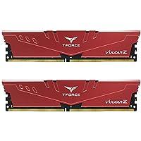 Team Group VULCAN Z 32GB (2 x 16GB) PC4-25600 3200MHz DDR4 Memory