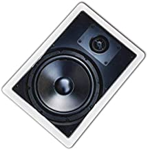 CT Sounds in-Wall Surround Sound White 6.5