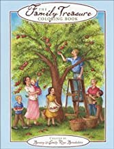 The Family Treasure Coloring Book