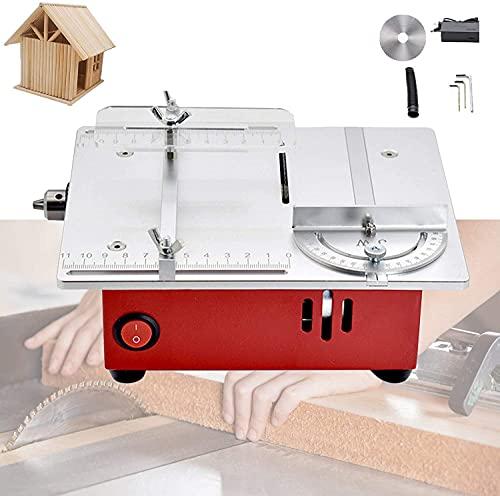 LXNQG DIY-Modell-Tischsäge,...