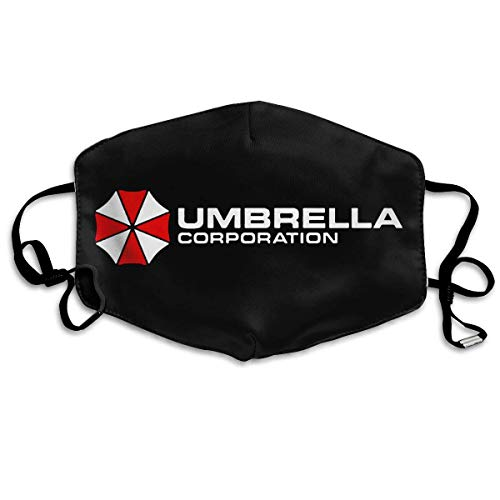 Unisex-Gesichtsdekorationen Anti-Staubschutz Umbrella Corporation Resident Evil Einstellbare Gesichtsdekorationen