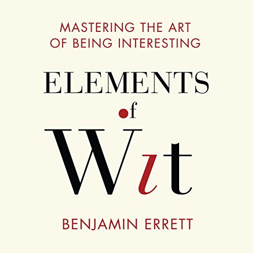 Elements of Wit cover art