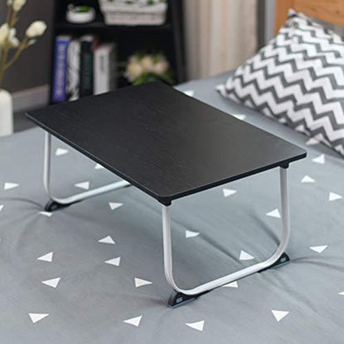 Grote Laptop Bed Table Portable Lap Desk Creative Notebook Stand Met Inklapbare Poten Voor Eten Ontbijt, Lezen, Bekijken Film Op Bed/Bank,C
