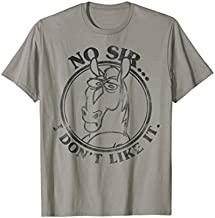 Nickelodeon Ren & Stimpy Mr. Horse Don't Like It T-Shirt