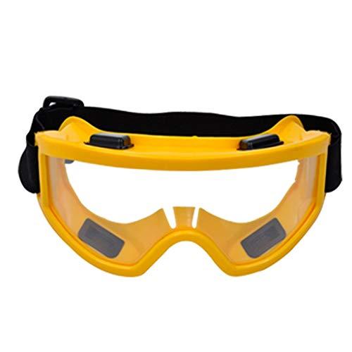Heren Ski/Snowboard Mask Mens Zonnebril Mode Stijl Sport Gespiegelde Lenzen Brede Rijschaduw Geweldig Voor Ski Wandelen Skiën Schieten Vissen Rijden YANJI 0813