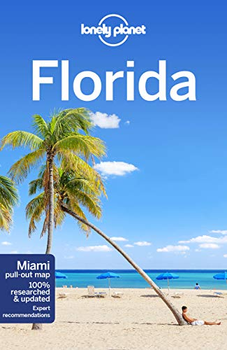 Lonely Planet Florida [Lingua Inglese]