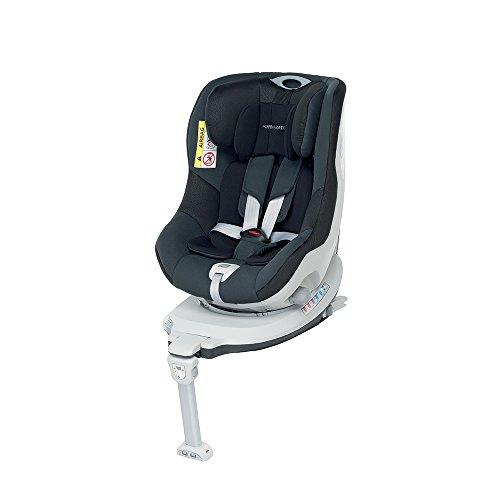 Foppapedretti Rolling Fix Seggiolino Auto, Onice, Gruppo 0+/1 (0-18 Kg) per bambini...