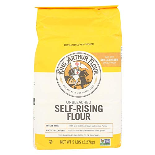 King Arthur Flour Self Rising Flour 5 Pound Bag