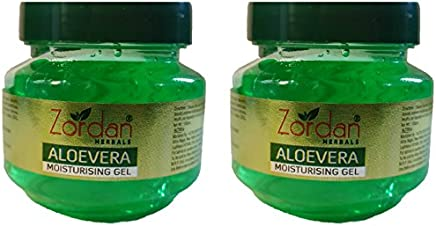 ZORDAN ALOEVERA MOISTURISING GEL (100GMS*2) (PACK OF 2)