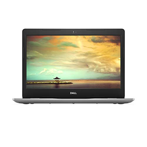 Dell Inspiron 3000 14' FHD IPS Laptop Silver (10th Gen Intel i5, 8GB RAM, 256GB SSD, Waves MaxxAudio Pro, Windows 10) 2020 Model