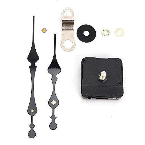 【2021 Neujahrsaktion】Iron Hook Professional Tools Uhrzeiger Uhr Zubehör, Quarzuhrwerk, für Uhrmacher Wacth Repair Home Use Busniess Use