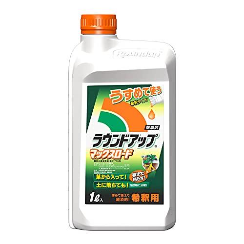 日産化学 除草剤 原液タイプ ラウンドアップマックスロード 1L