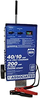 Associated Equipment US20 6/12 Volt Value Battery Charger