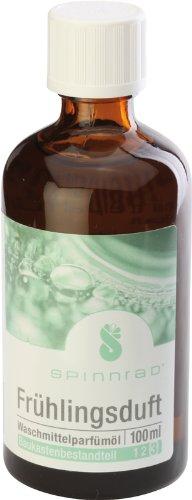 Spinnrad Waschmittel - Parfümöl Frühlingsduft 100 ml