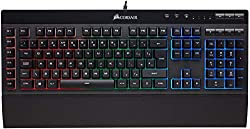 The Corsair K55 RGB Keyboard comes highly recommend. I should know, I own one!