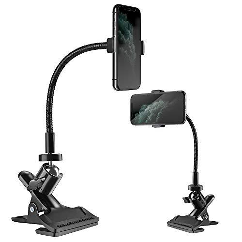 Zacro Support de téléphone Portable, adapté au téléphone Portable, à la caméra de Sport et à d'autres Produits