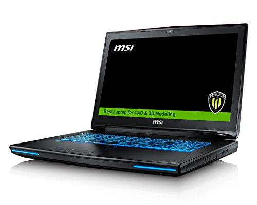 MSI 001782-SKU1504 43,9 cm 17,3 Zoll Laptop Intel Core-i7 6700HQ, 61GB Bild 5*