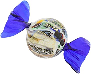 GlassOfVenice Murano Candy - Azul Brillante