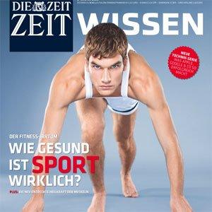 ZeitWissen, Oktober 2007 Titelbild