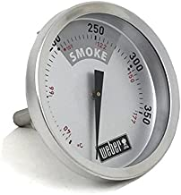 Weber 63029 Temperature Gauge for 22.5